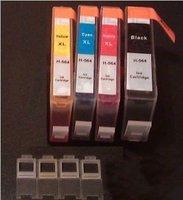 12 PK (1set) ink cartridge inkjet cartridges for HP 564xl 364xl HP564 B8550 B8553 C6300 C6380 D5460 B109 109n B209 B110 High