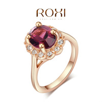 ROXI fashion 2014 New arrival,Austrian crystal rings,,wedding ring,best gift for lover,Manual mosaic
