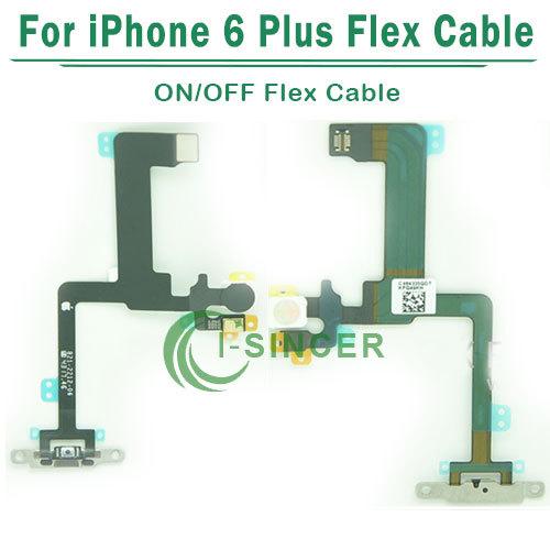 Гибкий кабель для мобильных телефонов OEM 100% iPhone 6 for iphone 6 plus новый гибкий кабель с лицевой панелью для микрофона для iphone 6 plus high copy бесплатная доставка
