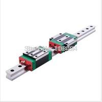15mm linear guide rail EGR15 of 683mm each one, and 2 linear guideway block EGH15CA