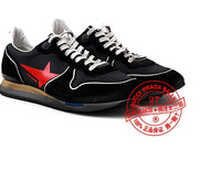 2014 New Arrival Golden goose leather shoes surface couple model of leisure sports shoes GGDB quality shoes G21U593B9