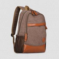 Canvas shoulder bag New men's bag Casual bags Schoolbags