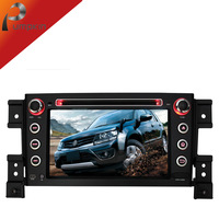 2 Din Android 4.2 Car DVD GPS For Suzuki Grand Vitara 2005-2011+3G Capacitive TouchScreen Radio+Audio+Stereo+3G+Wifi+RDS SD USB