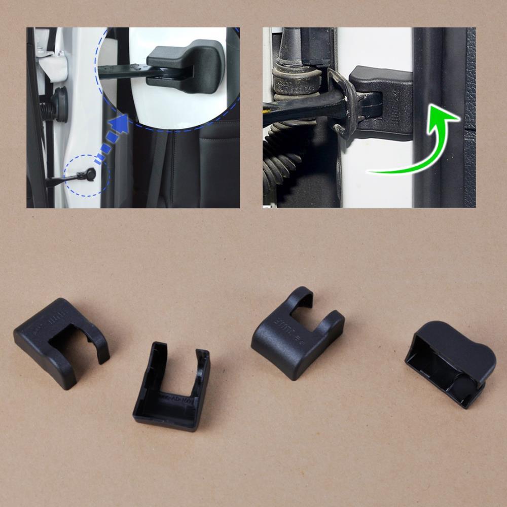 4 шт. Дверь Проверьте Arm Водонепроницаемый Защитная Крышка Комплект Для Volkswagen VW МК7 Golf 7 Поло Passat CC Jetta Skoda Fabia Octavia Superb