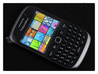 Wholesale 10PCS /LOT & 100%  Original Unlocked BlackBerry Curve 9220 QWERTY Keyboard WiFi Bluetooth free dhl/ems  shipping