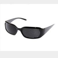 Christmas Vision Spectacles Eyesight Improve Pin Hole Eyes Training Exercise Glasses Eyewear
