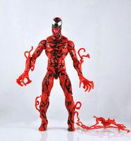 "MARVEL LEGENDS Spiderman Infinite ULTIMATE CARNAGE ACTION LOOSE FIGURE 6"" ZX311"