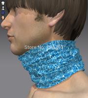 tubular magic tube face scarf bandanas
