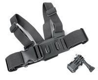 F11030 Smaller Adjustable Junior Chesty Mount Harness Chest Body Strap Belt J-hook Tripod for Kid Child GoPro Hero 2 3 3+ 4 FS
