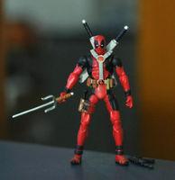 "Marvel Univers Super Heros Deadpool 3/4 3.75"" Loose Auction Figures ZX308"