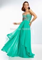 Sweetheart emerald green evening dresses graduation dresses sale bg_95064