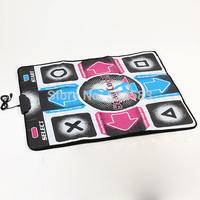 English menu new dance pad 10mm Non-Slip Dancing Step pc tv dance mat for dancing game