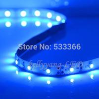 16.4FT 5M DC12V UV ultraviolet Non-Waterproof 3528 SMD 300 LEDs flexible LED Light Strip with tracking number