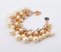 New design high quality statement necklace collar pearl Necklaces & Pendants fashion necklaces for women 201
