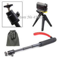 Tripod Monopod for S HDR-AS15 HDR-AS30V HDR-AS100V HDR-AS20Action Cam
