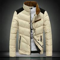 P105 p120 black-matrix male down wadded jacket cotton-padded jacket cotton-padded jacket winter clothes male 6005