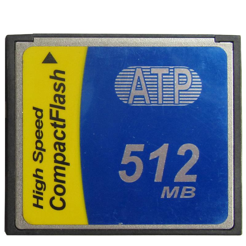 ATP 512MB CompactFlash Card CF Memory Card(China (Mainland))