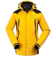 Fashion Brand,Men's Waterproof Sportswear,Professional outdoor clothes,Removable Waterproof Jackets,Cotton padded jacket liner