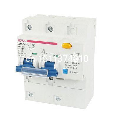 Dz47-100 100 Amp 4000 V AC 6000A capacidade de interrupção 3 pólos Circuit Breaker(China (Mainland))