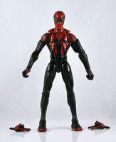 "MARVEL LEGENDS Spiderman ULTIMATE AMAZING ACTION LOOSE FIGURE 6"" ZX315"