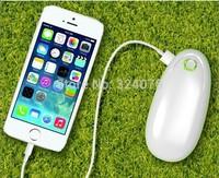 Hot Sale Power Bank 5600mAh Portable Charger Carregador De Bateria Portatil Rechargeable External Battery WIth Indicator Light