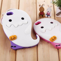 """For iphone 5 5s 6 4.7"""" case Fashion Cute Ghost imp silicone soft phone cases"""
