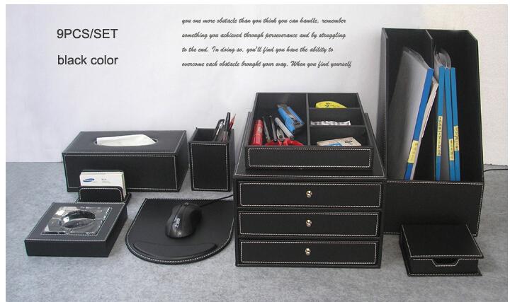 Online kopen wholesale luxe bureau accessoires uit china for Accessoire bureau luxe