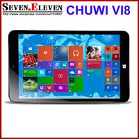 Original New CHUWI VI8 RAM 2GB ROM 32GB Intel Z3735F Windows 8.1 WIFI 1280x800 8inch Tablet PC Presell