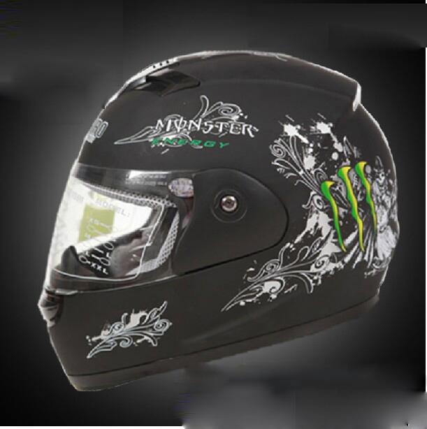 Motorcycle helmet winter full face helmet bicycle helmet winter antimist racing hlemet Capacete moto Casco motocicleta(China (Mainland))