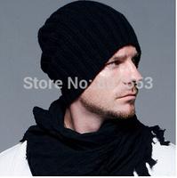 New Unisex Men Women Boy Hip-Hop Warm Winter Wool Knit Ski Beanie Skull Cap Hat Free Shipping