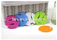 Multifunctional  Plastic Socks Clip  Mixed Color