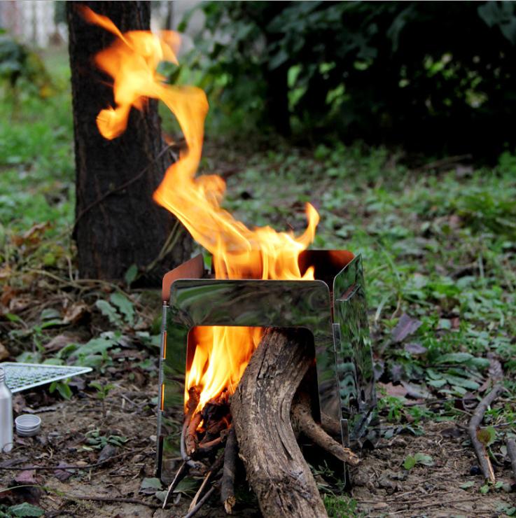 Achetez en Gros poêle à bois portable en Ligne à des  ~ Poele A Bois Portable