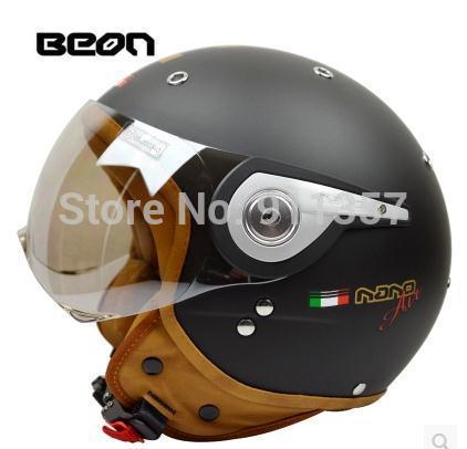 2015 vintage moto hors route hommes, feminino casque de moto vespa casco capacete beon capacetes motociclistas face ouverte