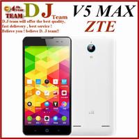"Original ZTE V5 MAX LTE 4G ZTE Red bull V5 max 4G Nubia Red Bull 5.5"" HD Mobile Phone MSM8916 2G RAM 16G ROM 13MP Camera"