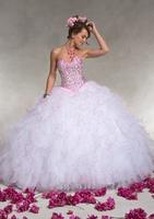 Princess 2 piece prom dresses, vestidos de quinceanera ball gown bg_88068