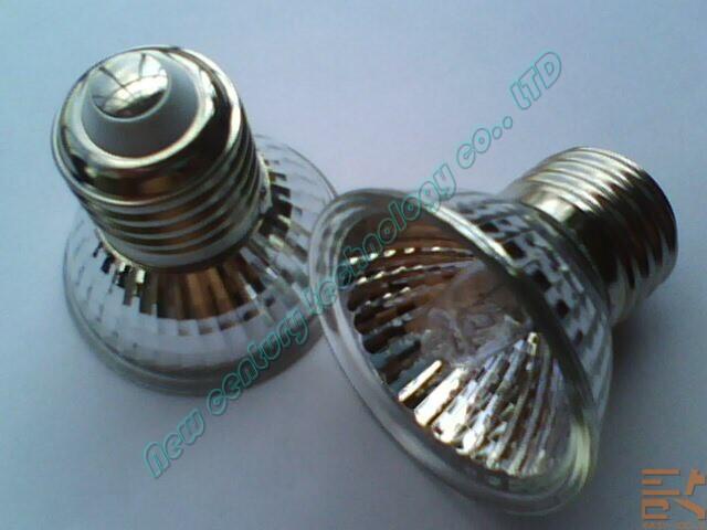 2 pcs lots uva uvb 50w halogens lamp bulb terrarium for. Black Bedroom Furniture Sets. Home Design Ideas