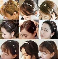 Hair bands hair accessory hair pin headband pearl hair accessory
