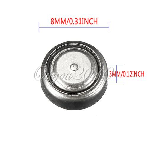 Hot Sale 100PCS Lot LR41 AG3 SR41W 392 192 GP192A LR736 Button Watch Battery Cell Cion