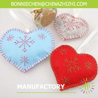 felt crafts ,felt christmas decoration , manufactory