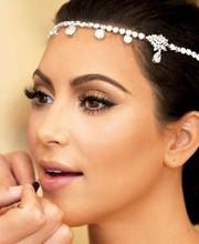 2014 New Fashion Romantic Wedding Bride Accessories Hair Jewelry For Women Romantic Rhinestone Flower Headbands XLL017