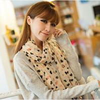 160*70 cm 2014 new velvet chiffon scarf women infinity scarf Korea new design casual scarf Long Cape Scarves Shawl gift