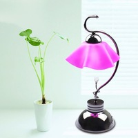 AC100-240V 5W led bulb Reading Desk Table Lamp Light Touch Control LED Touch On/off Switch Desk Lamp