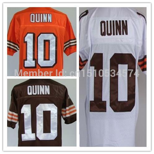 Cheap #10 Brady Quinn Men's ncaa football jerseys,NCAA football jerseys Florida Gators Jerseys,white orange jersey(China (Mainland))