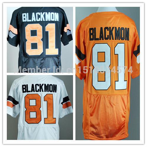 Cheap Justin Blackmon #81 Men's ncaa football jerseys,NCAA football jerseys Florida Gators Jerseys,white orange jersey(China (Mainland))