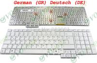 Hot sale laptop computer keyboard for Samsung NP M70  UK-GR Germany Deutsch Keyboard