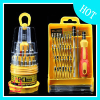 31 kind screwdriver set combined multifunctional cross screwdriver manual universal screwdriver
