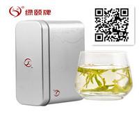 Free shipping!!!2014 NEWWest Lake Longjing tea small debris Heart Green tea 100g nike air max lv* bag