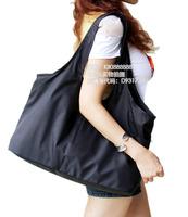 Candy color women's handbag compartment function light cloth nappy bag casual umbrella shoulder bag nylon bags bao