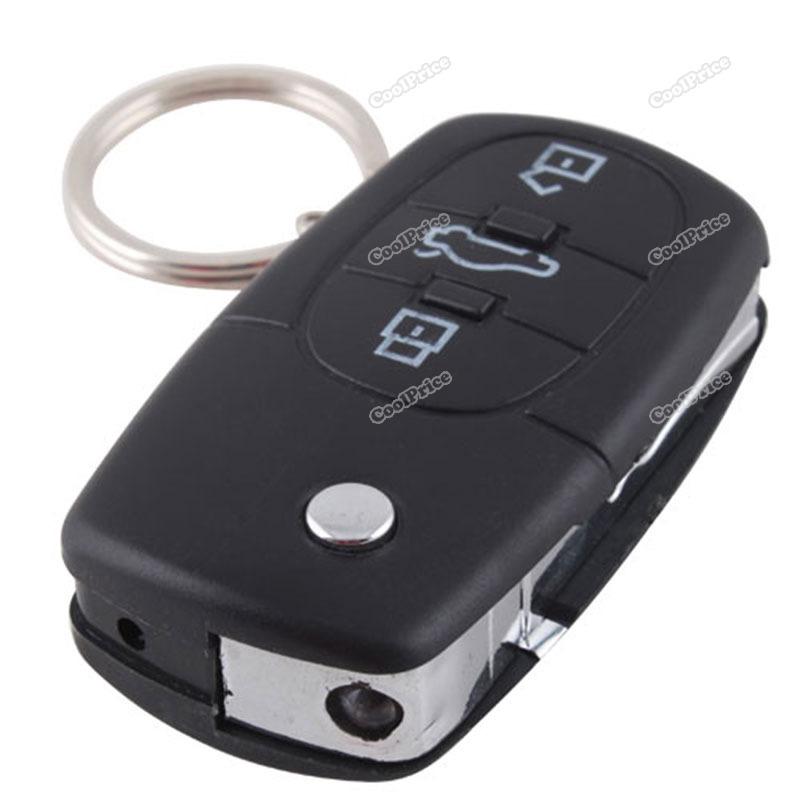 coolprice Salable! Electric Shock Gag Car Key Remote Trick Joke Prank Toy rushing to buy(China (Mainland))