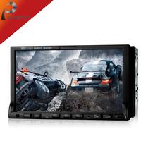 Universal 7 inch Double 2 Din Car DVD Player 3G+Bluetooth+Radio+Audio+Stereo+Head Unit+SD USB+MP3+GPS Navigation+DVD Automotivo